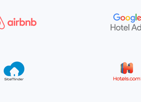 Some of the Booking Channels Available